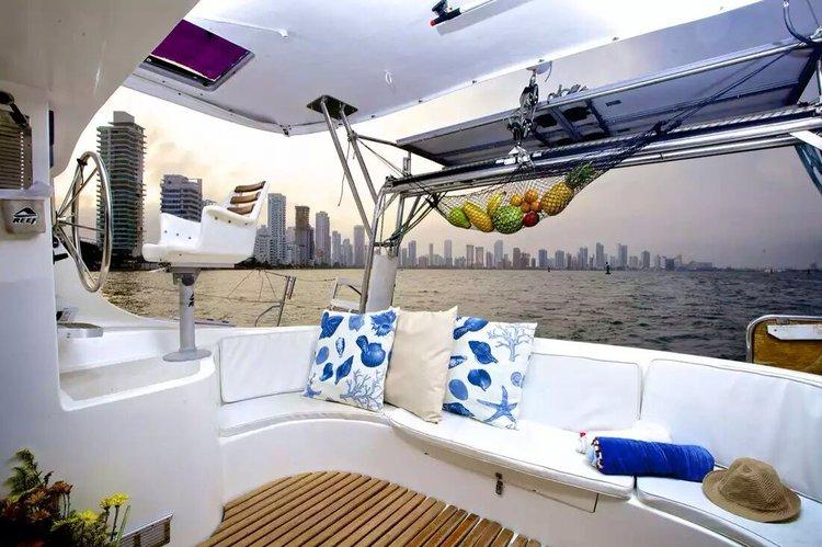 Boat for rent Wildcat 36.0 feet in Club Nautico de manga, Colombia