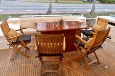 thumbnail-8 Ferretti 76.0 feet, boat for rent in MIAMI,