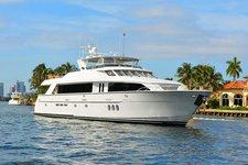 The Avanti - 100' Luxury Mega Yacht in South Florida