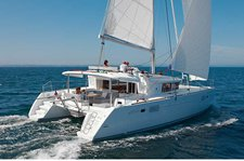 Arrange your Dream Charter on this 45' Lagoon, Adagio