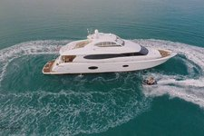 84' Lazzara - Don't Just Rent a Yacht. Rent a Luxury Yachting Experience!