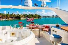 thumbnail-2 Lazzara 84.0 feet, boat for rent in Miami Beach, FL