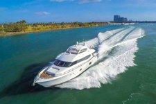 thumbnail-7 Lazzara 84.0 feet, boat for rent in Miami Beach, FL