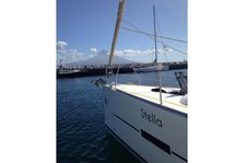 Dufour 410 Grand`Large_STELLA_Base Horta - Faial