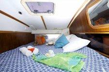 Sailing Cartagena - Catamaran Caro Blue