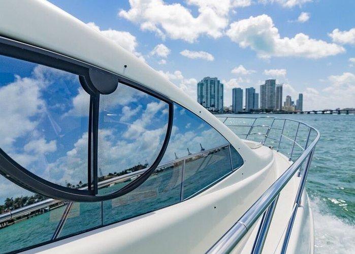 Azimut's 55.0 feet in Miami
