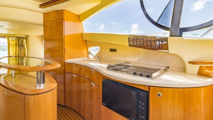 Boat for rent Azimut 55.0 feet in Sea isle marina, FL