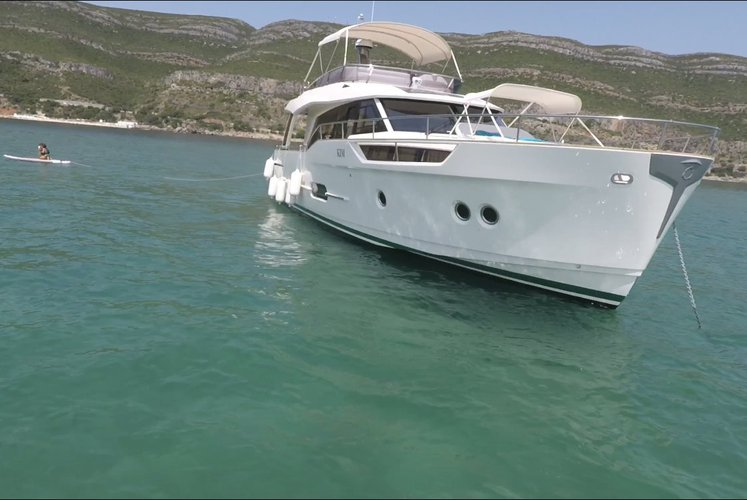 Motor yacht boat for rent in