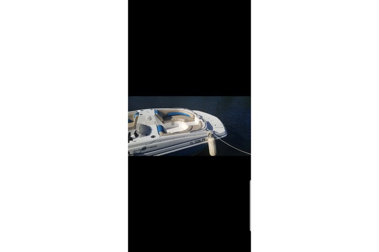 Discover Sunny Isles Beach surroundings on this SunDeck Hurricane boat