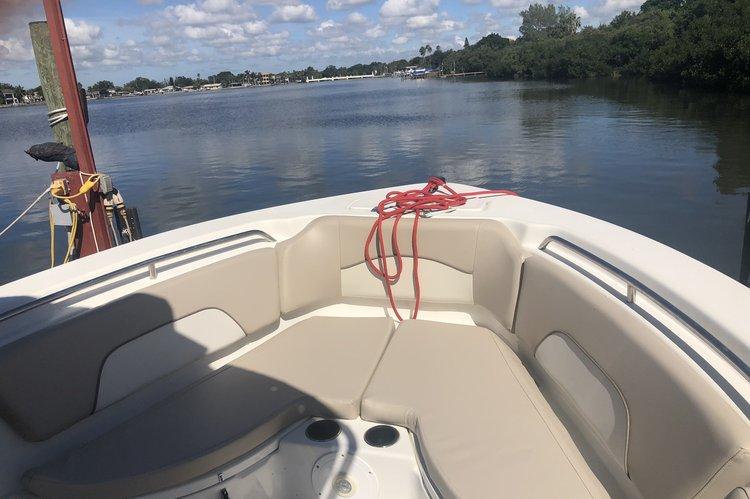 Boat rental in Saint Petersburg, FL