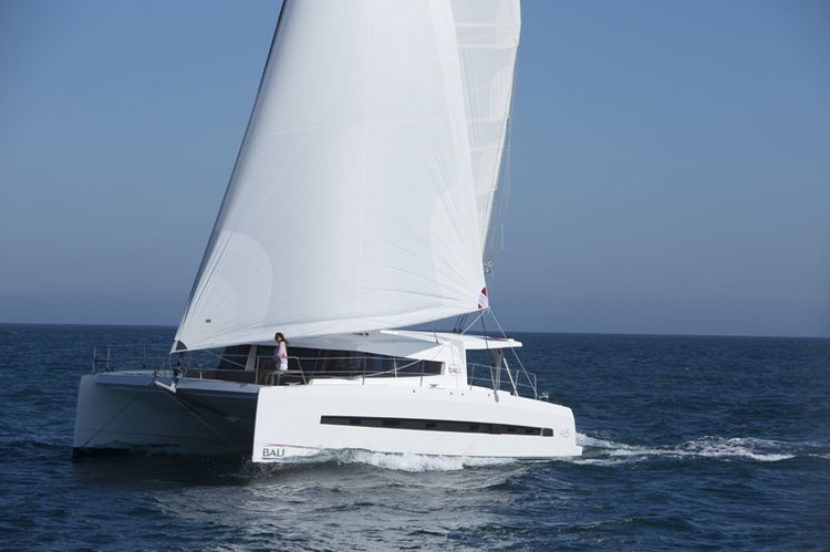 Amazing Bali 4.5 available for charter in Le Marin, Martinique