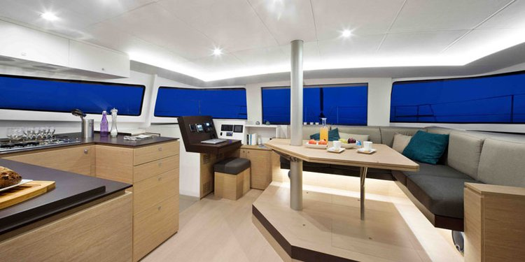 Boat for rent Bali 45.0 feet in Le Marin,