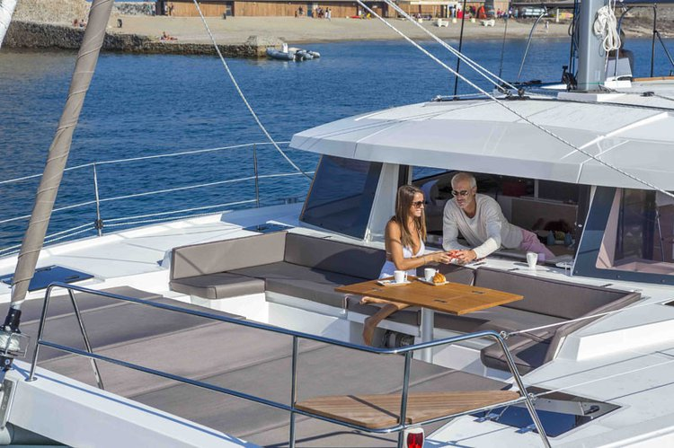 Discover Le Marin surroundings on this 4.5 Bali boat
