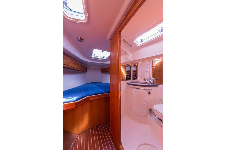 Boat for rent Bavaria 38.0 feet in marina zaton, Croatia