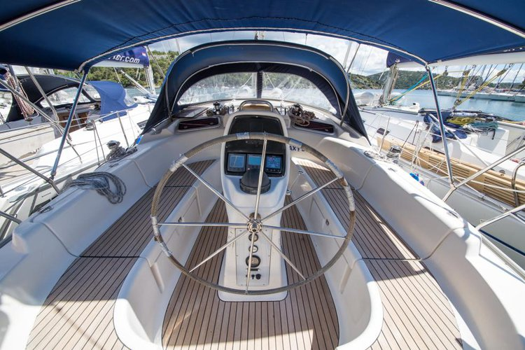 Sloop boat rental in Marina Zotan, Croatia