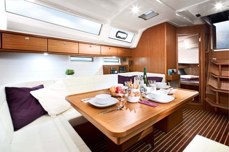 Discover Dubrovnik surroundings on this Cruiser 46 Bavaria boat