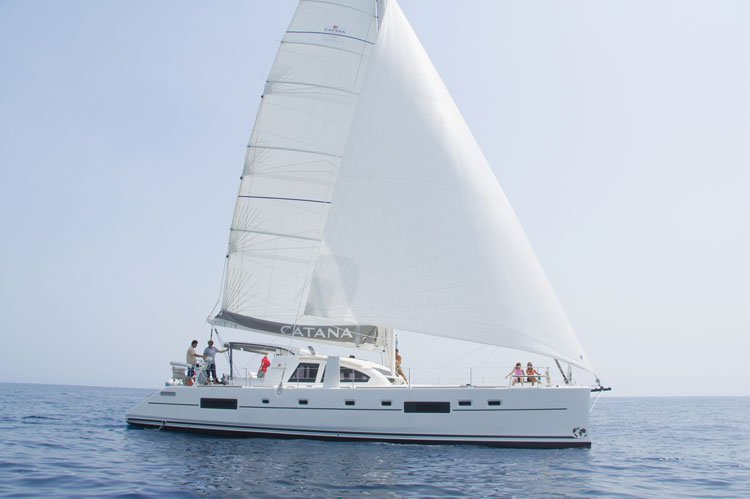 55.0 feet Catana in great shape