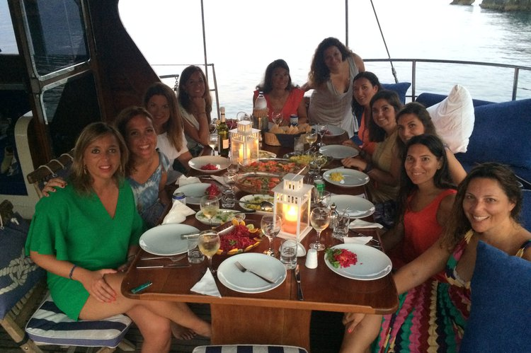 Custom's 25.0 feet in Ionian Islands