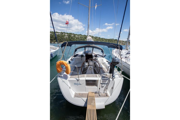 Boat for rent Dufour 35.0 feet in Sibenik, Croatia
