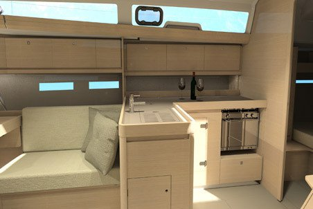Discover Dubrovnik surroundings on this 412 Grand Large Dufour boat