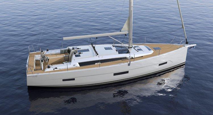 Explore Sibenik, Croatia aboard Dufour 430 GL