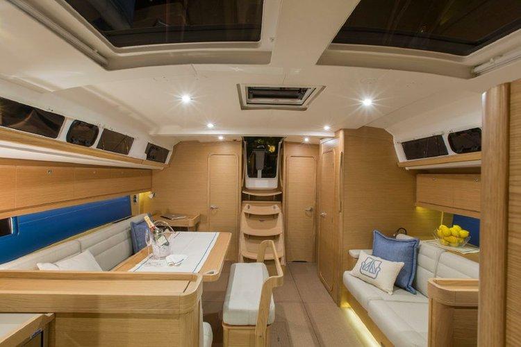 Dufour boat for rent in Sibenik