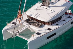 Experience pure luxury and comfort aboard Lagoon 40 in Phuket, Thailand