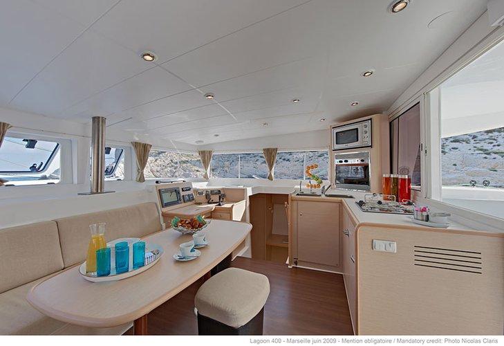 Catamaran boat rental in Dubrovnik,