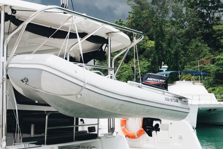 Boat for rent Lagoon 42.0 feet in Ao Po Grand Marina, Thailand