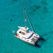 Boat for rent Lagoon 42.0 feet in Le Marin, Martinique