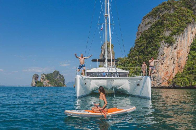 Boat for rent Lagoon 52.0 feet in Ao Po Grand Marina, Thailand