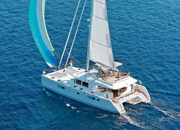 Have unlimited fun in Vietnam  aboard lagoon 560
