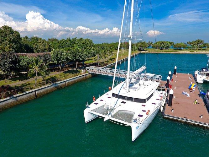 Charter amazing Lagoon 620 in Phuket, Thailand