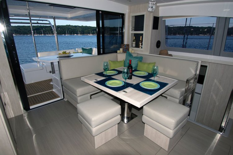 Boat for rent Leopard catamaran 40.0 feet in Key Largo, FL