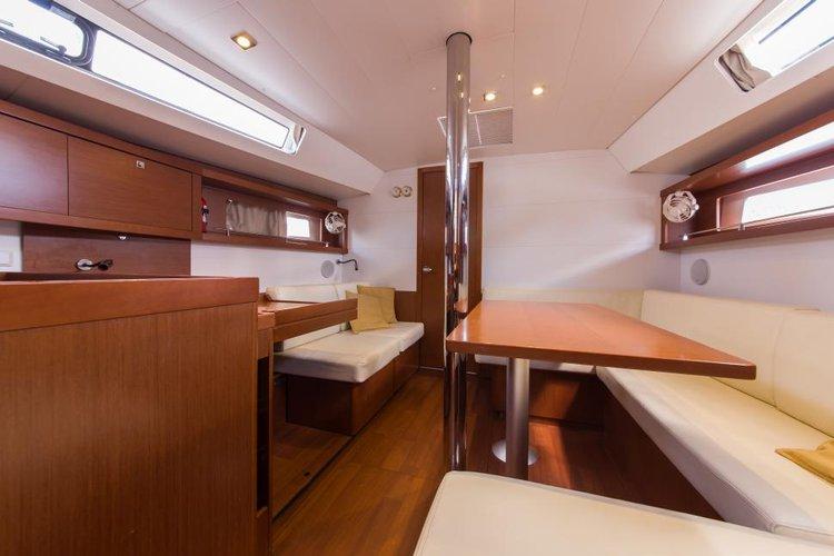 Boat for rent Oceanis 41.0 feet in marina zaton, Croatia