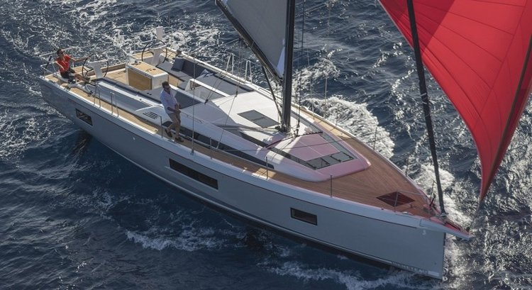 Boat for rent Oceanis 52.0 feet in Le Marin,