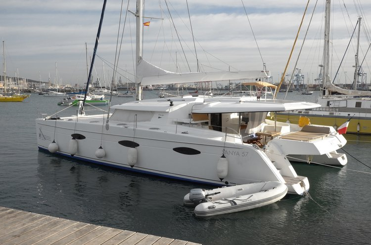 Boat for rent Sanya 57.0 feet in Le Marin, Martinique