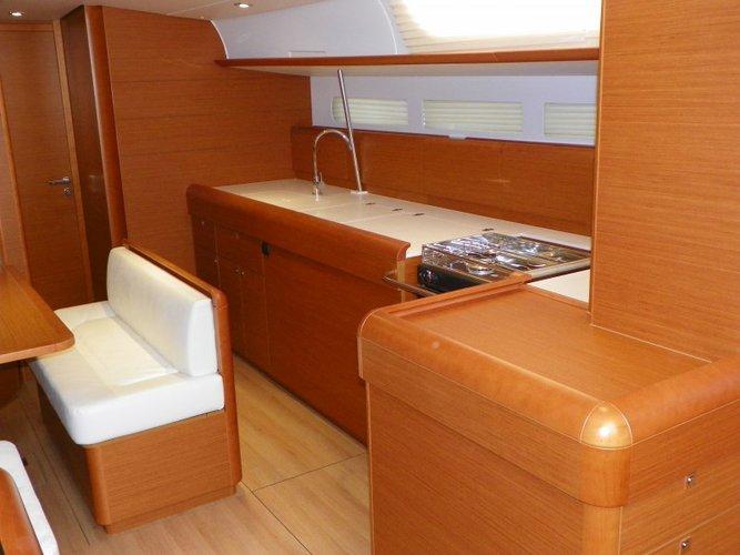 Sail Dubrovnik, Croatia aboard Sun Odyssey 509