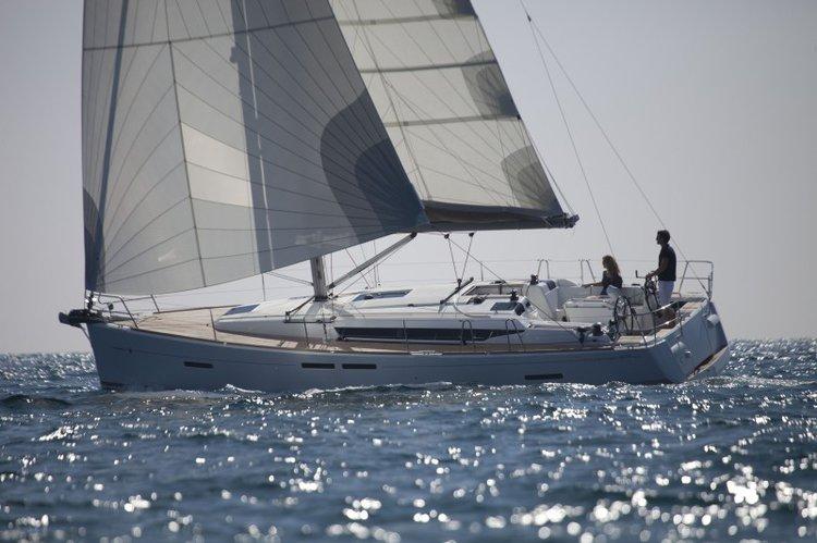 Sun Odyssey's 40.0 feet in Sibenik