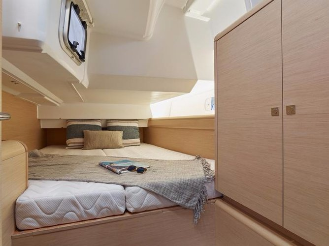 Discover Dubrovnik surroundings on this 449 Sun Odyssey boat