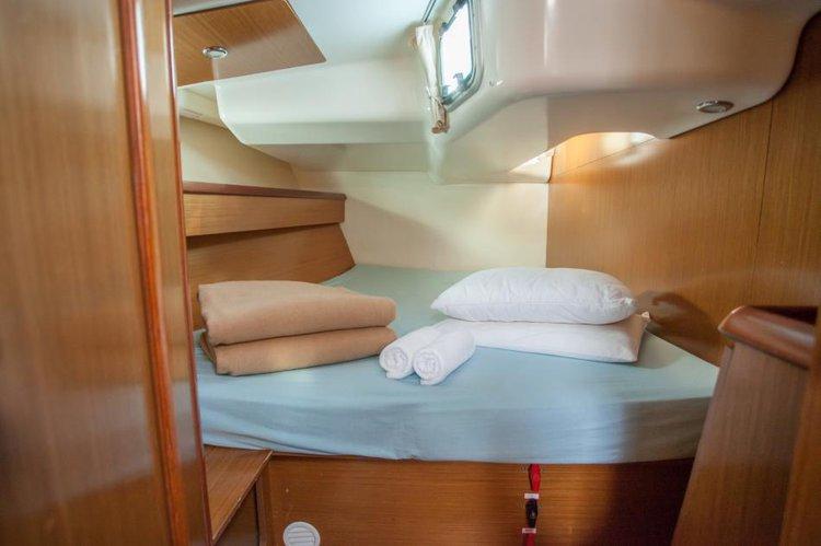 Boat for rent Sun Odyssey 45.0 feet in marina zaton,