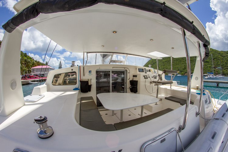Boating is fun with a Catamaran in Tortola