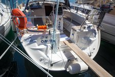 Celebrate this vacation in Sibenik, Croatia aboard Bavaria 37 Cruiser