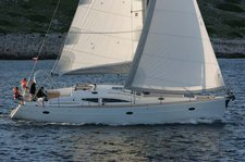Enjoy sailing in Sibenik, Croatia aboard Elan 434 Impression