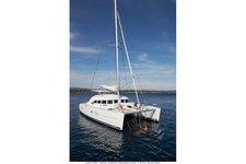 Have fun in the Caribbean onboard Lagoon 380