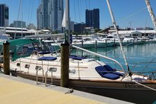 thumbnail-31 Island Packet Yachts 38.0 feet, boat for rent in Miami, FL