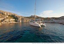 Charter amazing Lagoon 400 S2 in Dubrovnik, Croatia