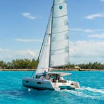 Have ultimate fun in Martinique aboard Lagoon 42