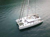 Luxury Catamaran Lady Paradise