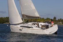 Fun in sun on British Virgin Islands aboard luxurious Sun Odyssey 349